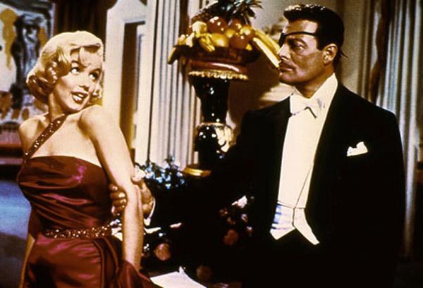 Comment épouser un millionnaire : Photo Marilyn Monroe, Rory Calhoun
