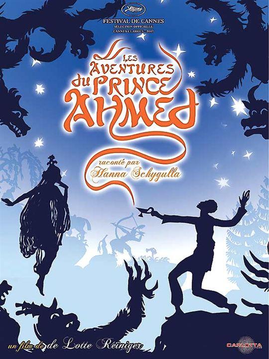 Les Aventures du prince Ahmed: Lotte Reiniger