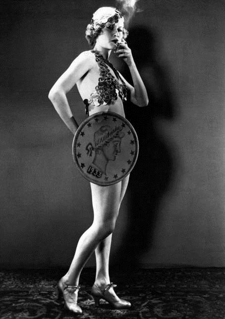 Chercheuses d'or de 1933 : Photo Mervyn LeRoy