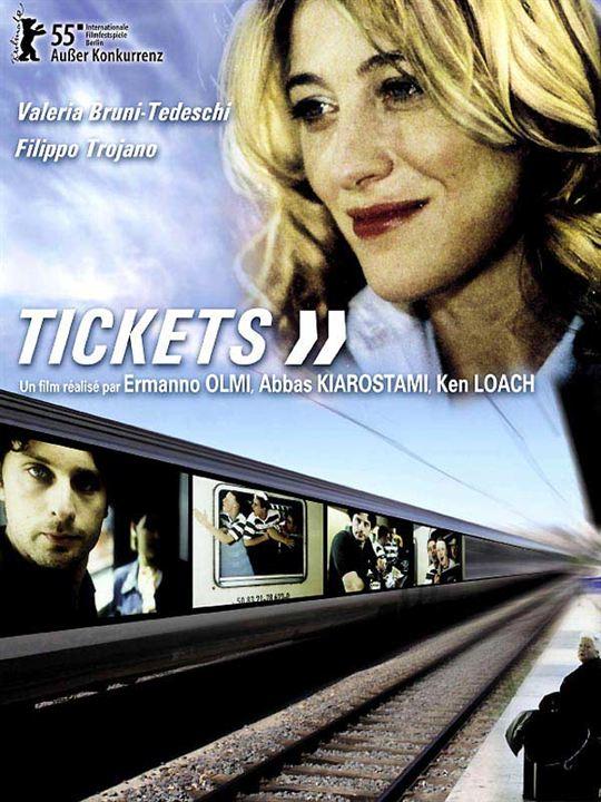 Tickets : Affiche Ermanno Olmi