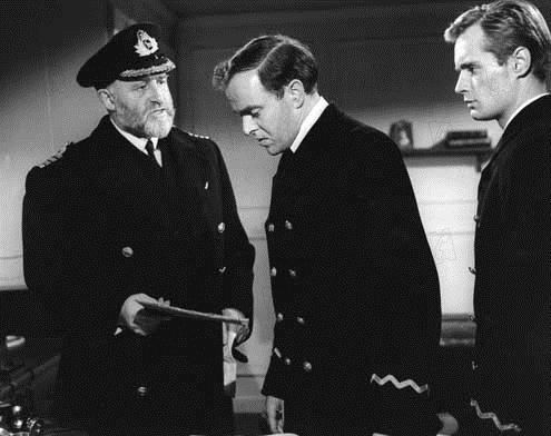 Laurence Naismith, Kenneth Griffith et David McCallum