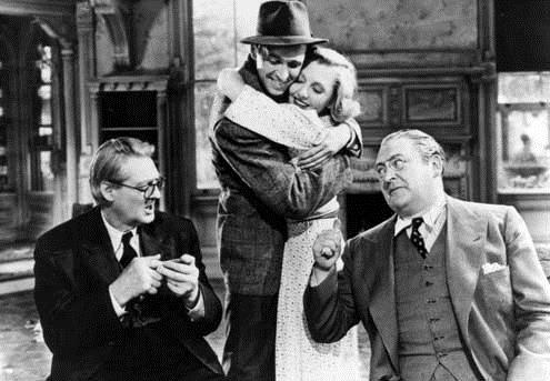 Vous ne l'emporterez pas avec vous : Photo Edward Arnold, Frank Capra, James Stewart, Jean Arthur, Lionel Barrymore