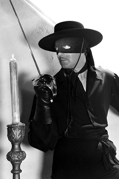 Le Signe de Zorro : Photo Rouben Mamoulian