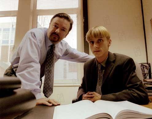The Office : Photo Martin Freeman, Ricky Gervais