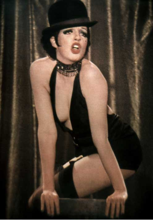 Cabaret : Photo Bob Fosse, Liza Minnelli