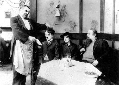 L'Emigrant : Photo Charles Chaplin, Edna Purviance, Eric Campbell