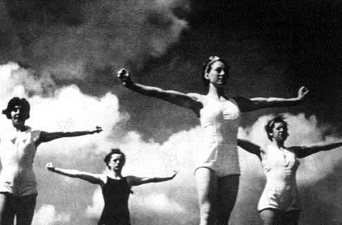 Les Dieux du stade : Photo Leni Riefenstahl