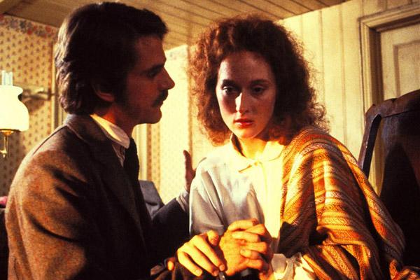 Meryl Streep et Jeremy Irons