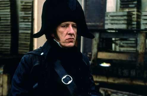 Les Misérables : Photo Bille August, Geoffrey Rush