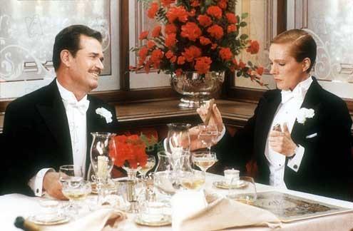 James Garner et Julie Andrews