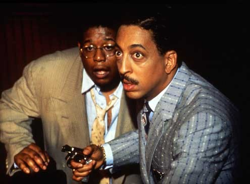 Gregory Hines et Forest Whitaker