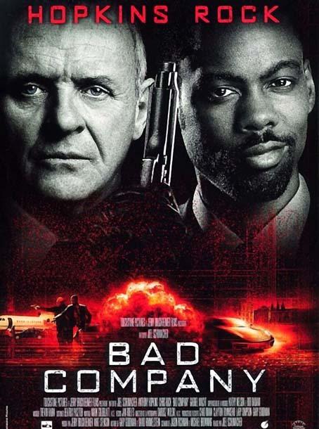 Bad Company : Photo Anthony Hopkins, Chris Rock