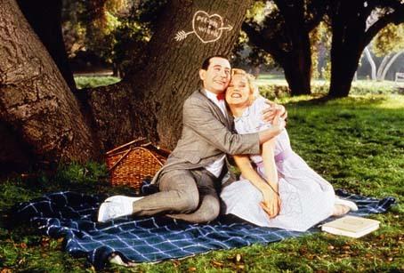 Big Top Pee-wee : Photo Paul Reubens, Penelope Ann Miller