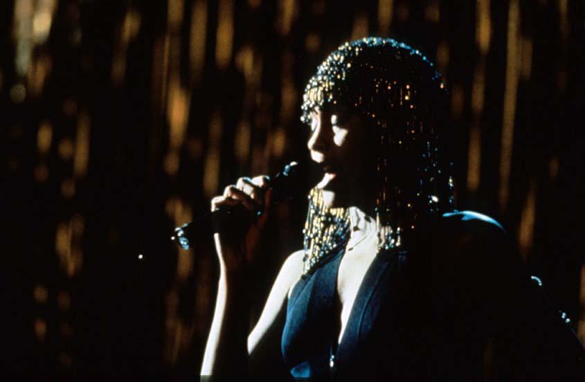 Bodyguard : Photo Whitney Houston