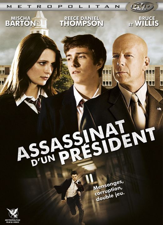 Assassinat d'un Président : Affiche Brett Simon