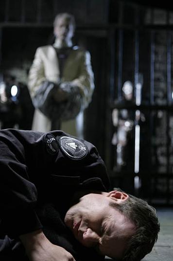 Stargate SG-1 : Photo Julian Sands, Michael Shanks (I)