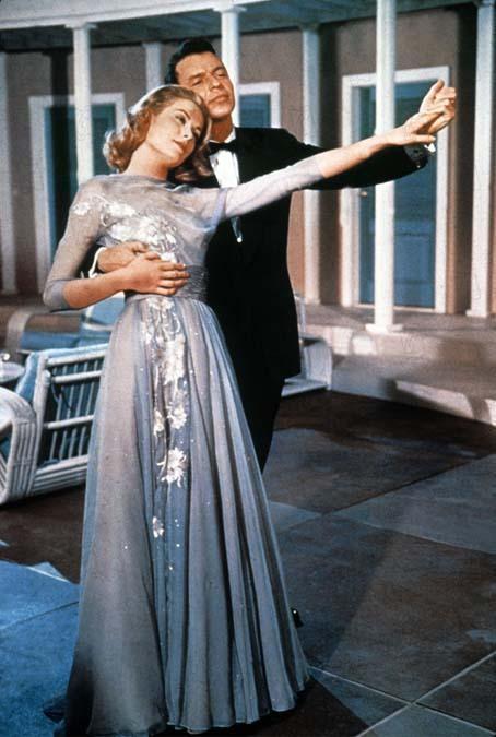 Grace Kelly et Frank Sinatra