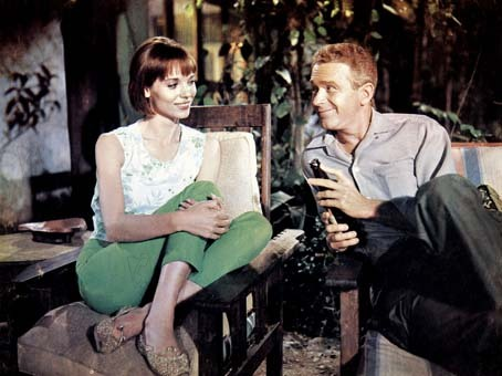 Elsa Martinelli et Red Buttons