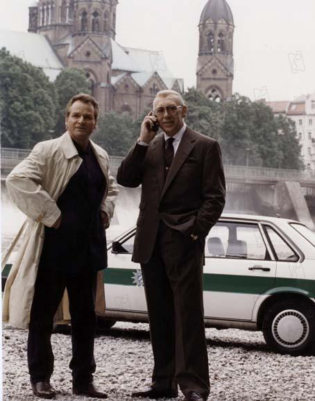 Inspecteur Derrick : Photo Fritz Wepper, Horst Tappert