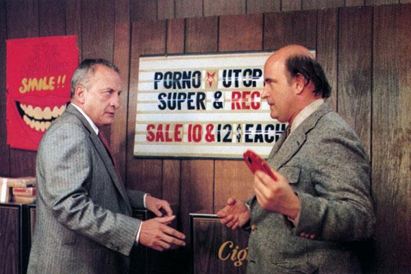 George C. Scott et Peter Boyle