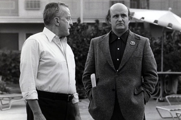 George C. Scott et Peter Boyle