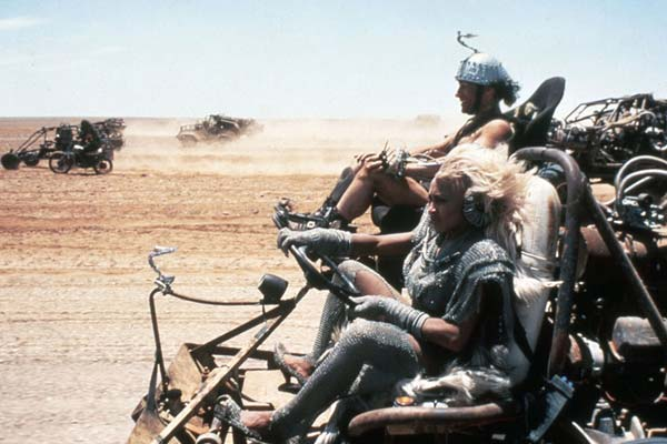 Mad Max au-delà du Dôme du Tonnerre : Photo George Ogilvie, Tina Turner