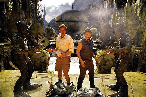 Will Ferrell et Danny R. McBride