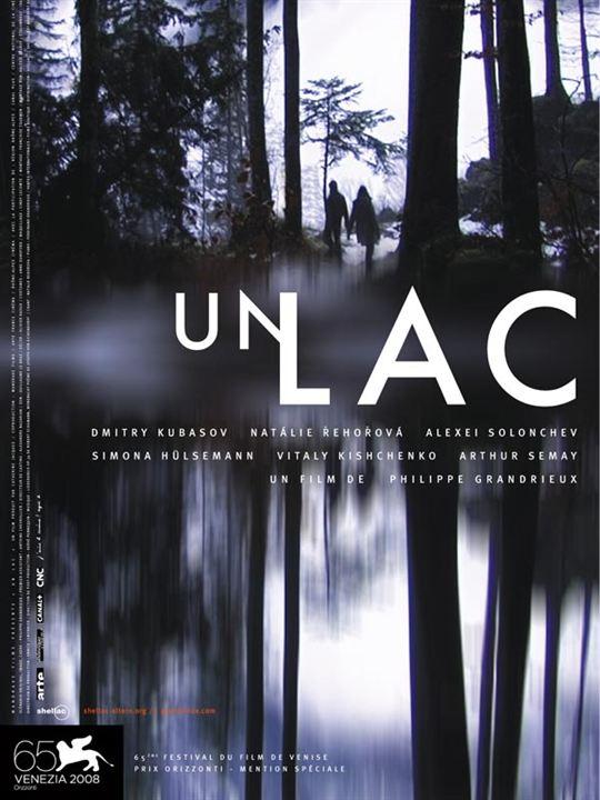 Un lac : Affiche Philippe Grandrieux