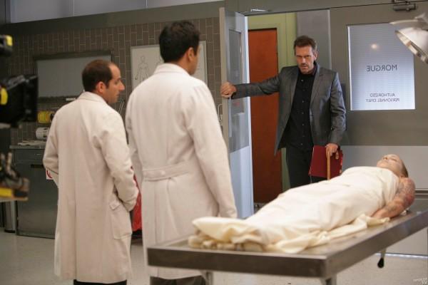 Dr House : Photo Hugh Laurie, Kal Penn, Peter Jacobson