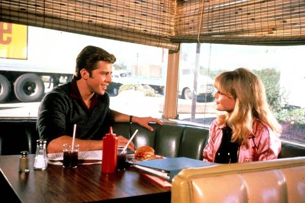 Maxwell Caulfield et Michelle Pfeiffer