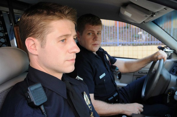 Southland : Photo Ben McKenzie, Michael Cudlitz