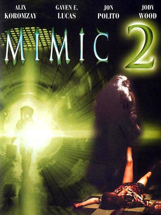 Mimic 2 : Affiche