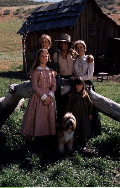 La Petite maison dans la prairie : Photo Karen Grassle, Melissa Gilbert, Melissa Sue Anderson, Michael Landon, Sidney Greenbush