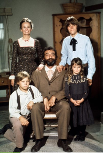 La Petite maison dans la prairie : Photo Bonnie Bartlett, Brian Part, Kyle Richards, Radames Pera, Victor French