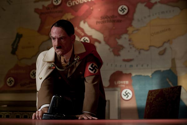 Inglourious Basterds : Photo Martin Wuttke