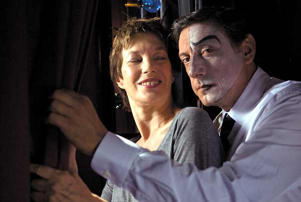 Jane Birkin et Sergio Castellitto