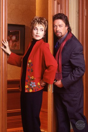 Over the Top : Photo Annie Potts, Tim Curry