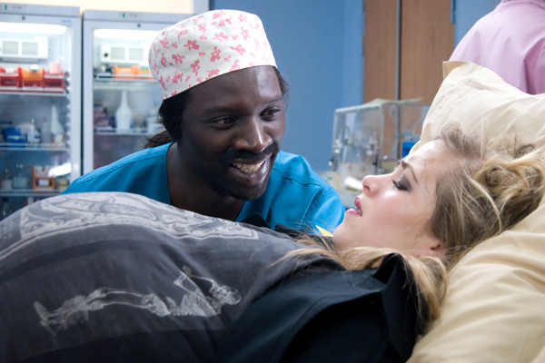 La Loi de Murphy : Photo Christophe Campos, Lilly-Fleur Pointeaux, Omar Sy