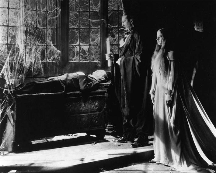 La Marque du vampire : Photo Bela Lugosi, Elizabeth Allan