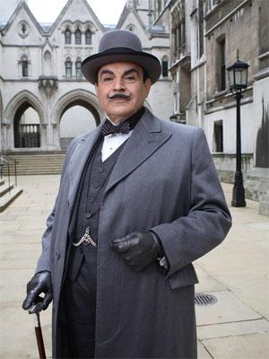 Hercule Poirot : Affiche