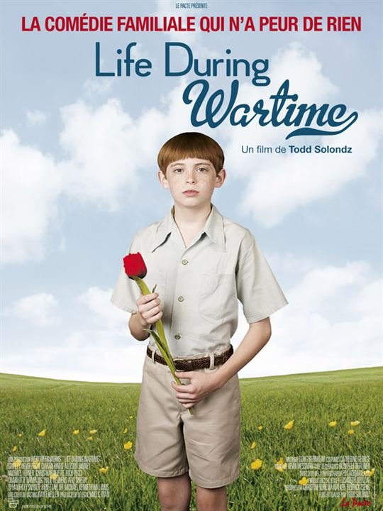 Life During Wartime : affiche Todd Solondz
