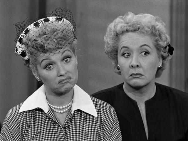 L'Extravagante Lucy : Photo Lucille Ball, Vivian Vance