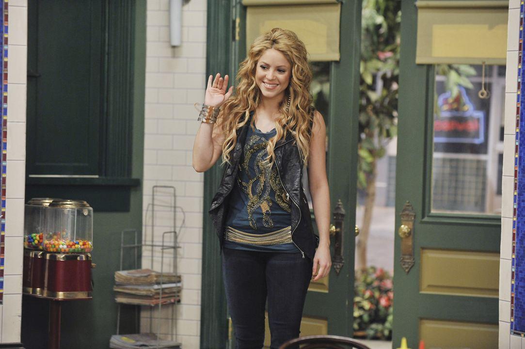 Les Sorciers de Waverly Place : Photo Shakira