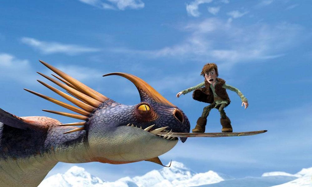 Dragons: Chris Sanders, Den DeBlois
