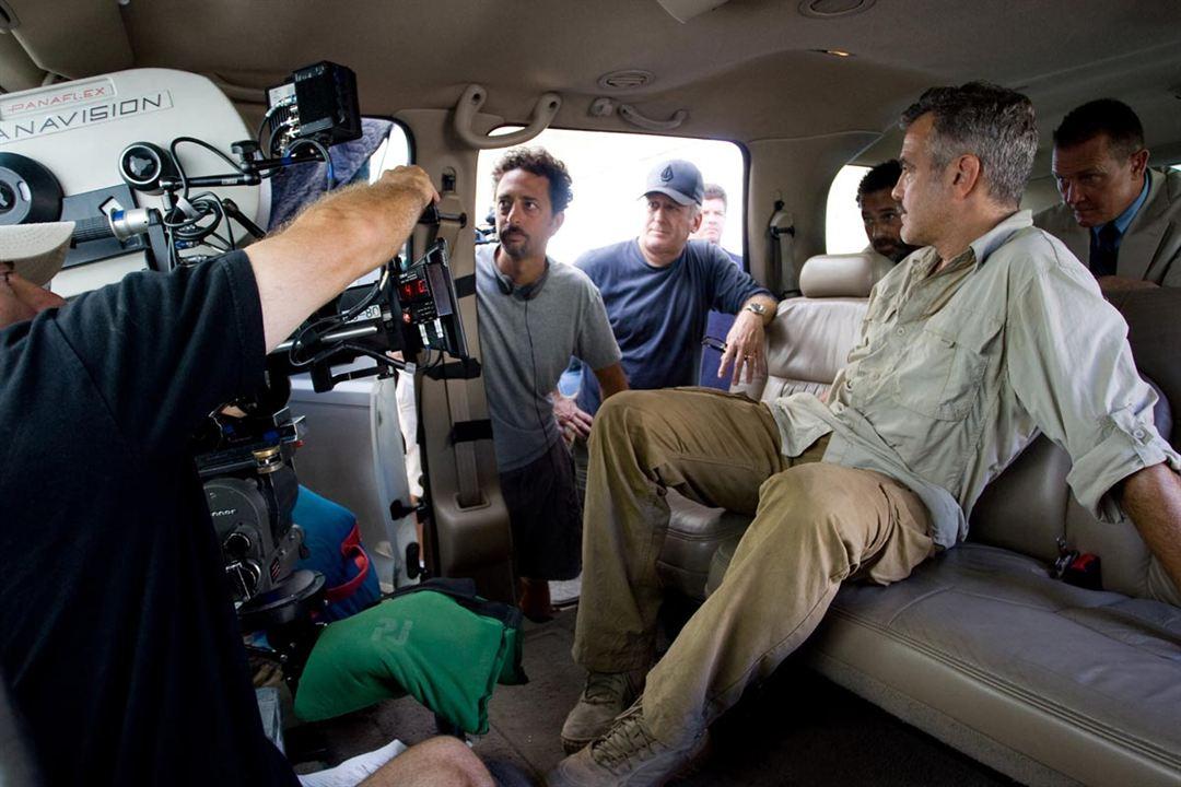 George Clooney et Grant Heslov