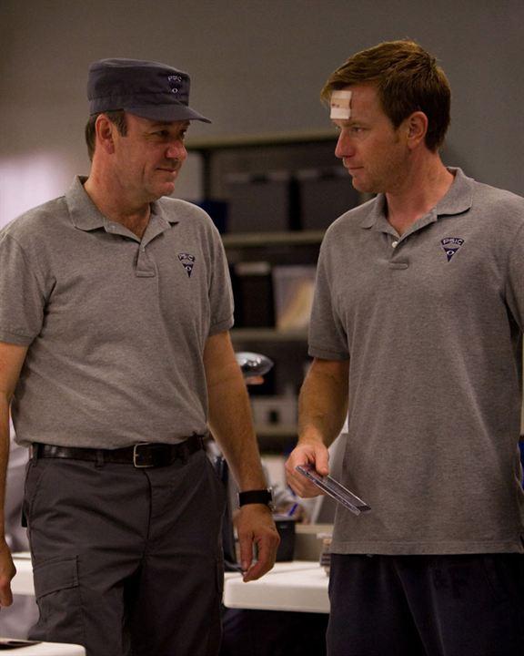 Kevin Spacey et Ewan McGregor