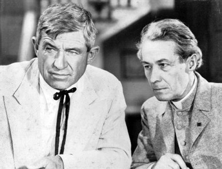 Will Rogers & Henry B. Walthall