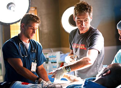 Miami Medical : Photo Jeremy Northam, Mike Vogel