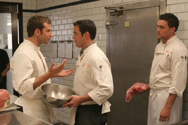Kitchen Confidential : Photo Bradley Cooper, Nicholas Brendon, Owain Yeoman