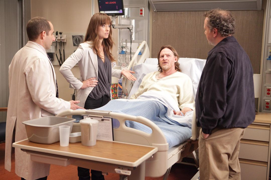 Photo Donal Logue, Hugh Laurie, Olivia Wilde, Peter Jacobson